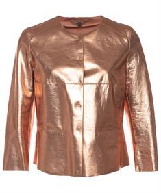 Marc Cain jasje metallic nappaleer