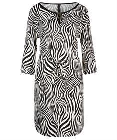 Marc Cain jurk in zebraprint