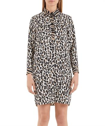 Marc Cain jurk luipaard