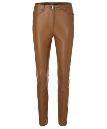 Marc Cain leatherlook broek