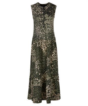 Marc Cain maxi jurk luipaardprint