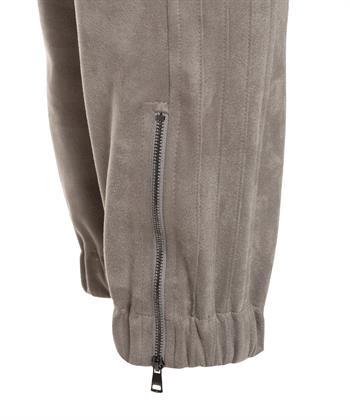 Marc Cain pantalon suedine
