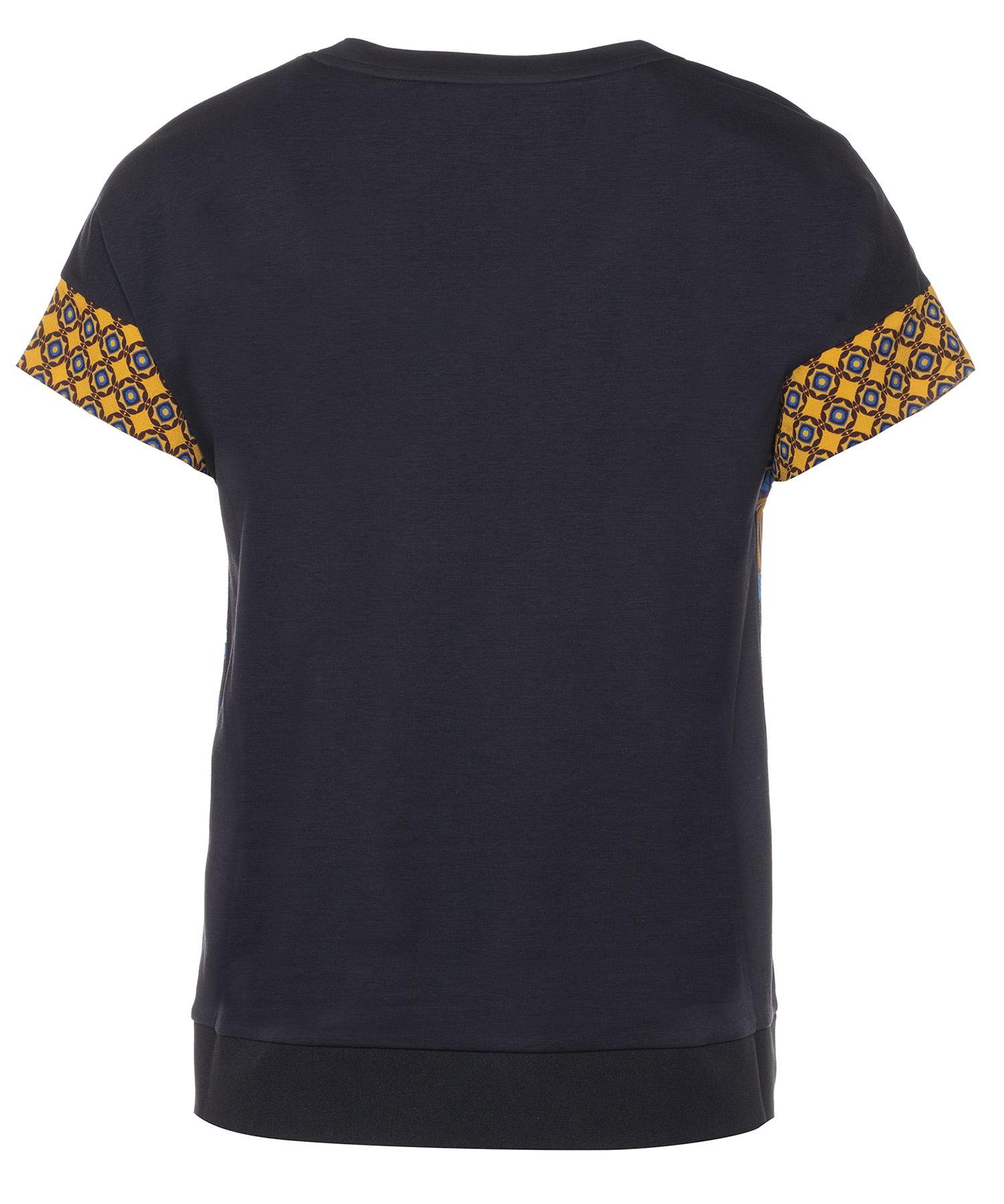 Marc Cain print shirt zijdelook
