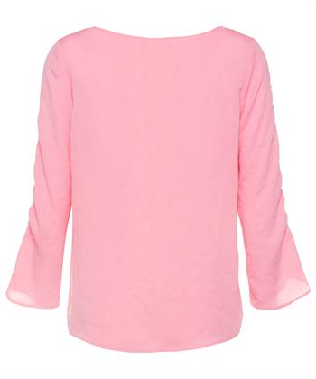 Marc Cain roze blouse-shirt