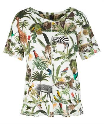 Marc Cain shirt jungleprint