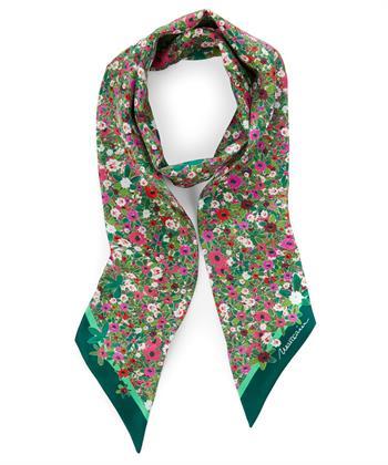 Marc Cain sjaal bloemenprint