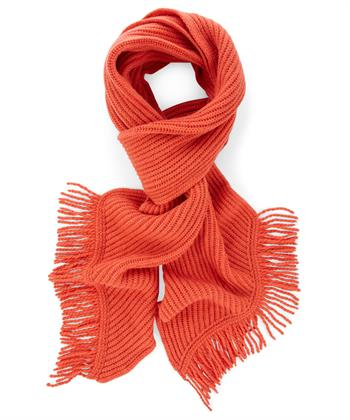 Marc Cain sjaal gebreid