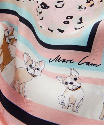 Marc Cain sjaal zijde