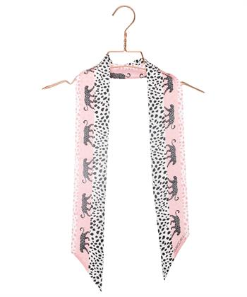 Marc Cain smalle shawl 'luipaard'