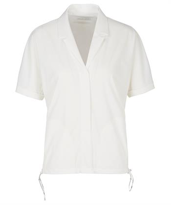Marc Cain sportieve blouse stretch
