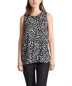 Marc Cain Sports top dierprint