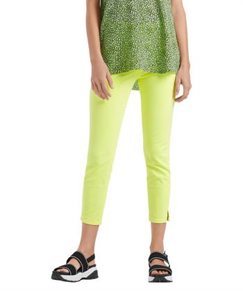 Marc Cain stretchjeans neon lime