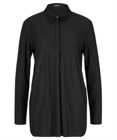 Marc Cain stretchy overhemdblouse