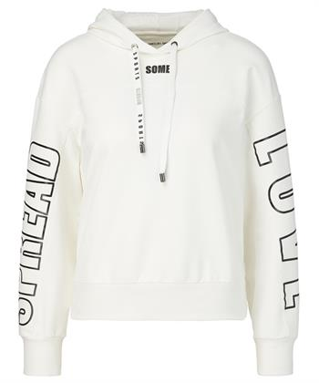 Marc Cain sweater letters
