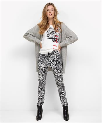 Marc Cain top dierenprint