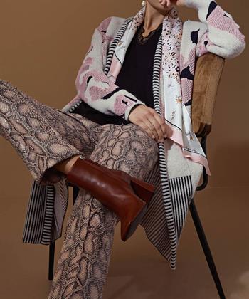 Marc Cain zijden shawltje
