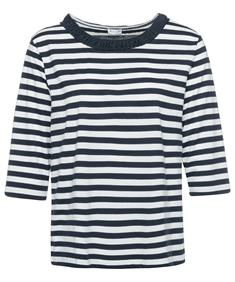 Margittes gestreept shirt