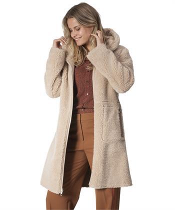 Milestone reversible lammy coat Natasha