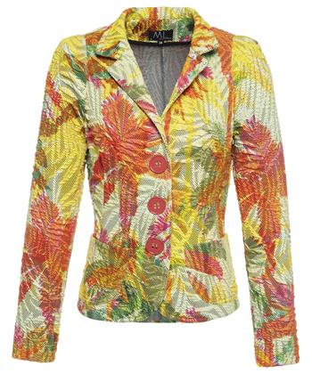 ML Collections gekleurde blazer