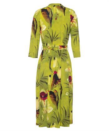 ML Collections lange jurk bloemenprint