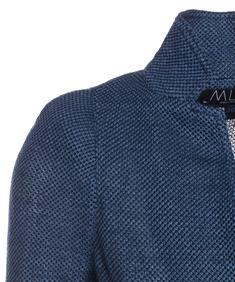 ML opengewerkte blazer