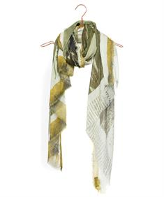 Moment by Moment shawl met paarden print