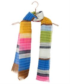 Moment by Moment shawl strepen