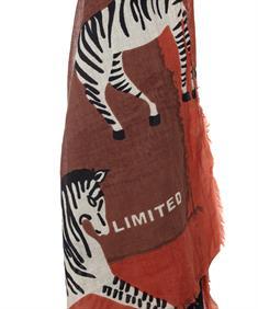 Moment by Moment shawl zebra