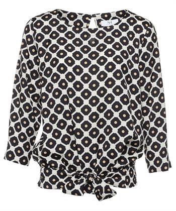 Nadine H. blouse grafische print