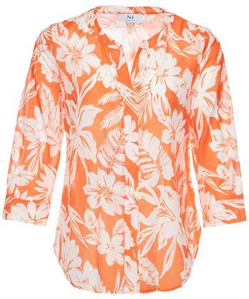 Nadine H. blouse met bloemenprint