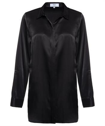 Nadine H. blouse satijn