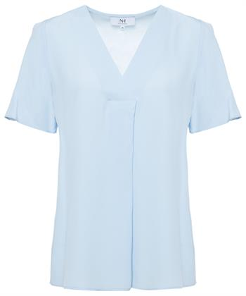 Nadine H. blouse zijdemix