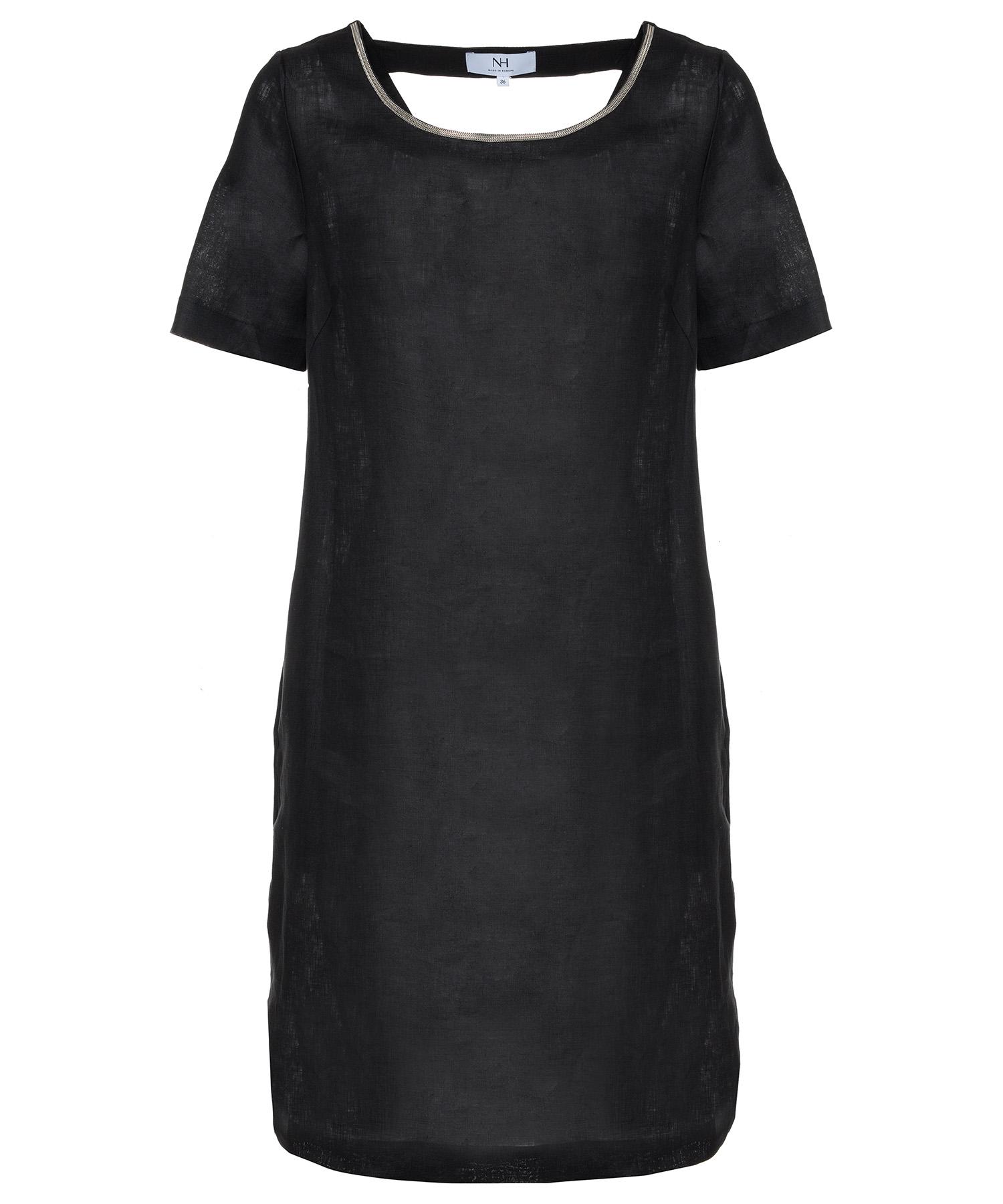 b41daf265fefb6 Nadine H. linnen jurk