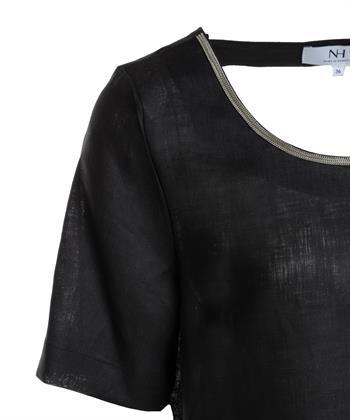 Nadine H. linnen jurk