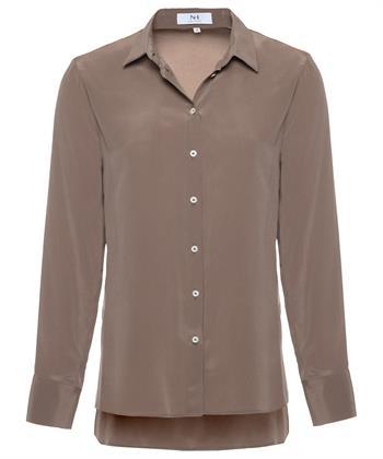 Nadine H. zijden blouse