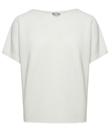 No Man's Land ribgebreid shirt