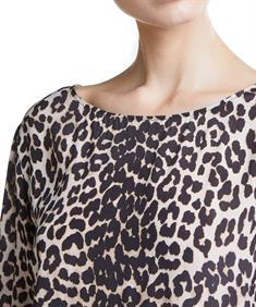 Oui blouse dierprint