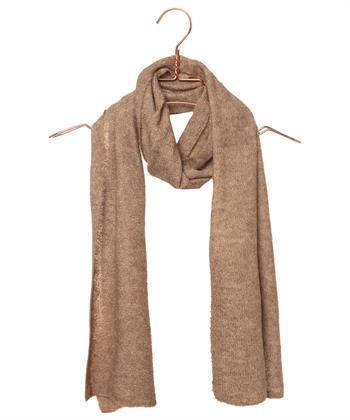 Oui gebreide shawl