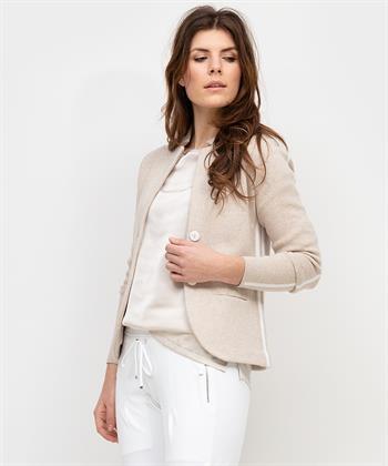 Oui glanzende blouse/shirt