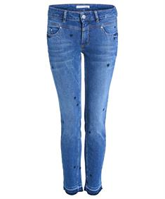Oui jeans met hartjes