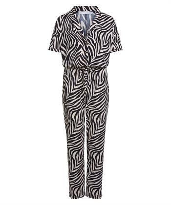 Oui jumpsuit zebra