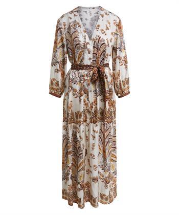 Oui jurk met paisleyprint
