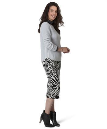 Oui kokerrok zebra