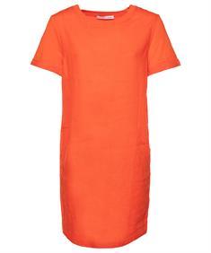 Oui linnen jurk