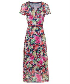 Oui maxi dress fruitprint