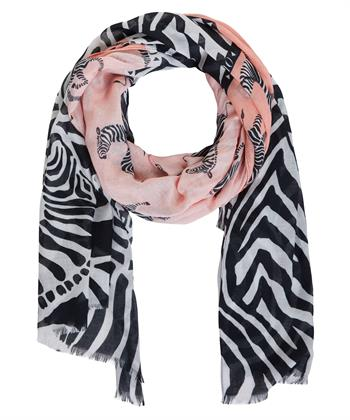 Oui shawl zebra