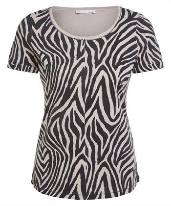Oui shirt zebra