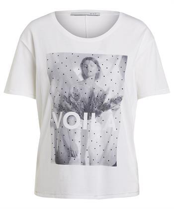 Oui T-shirt fotoprint