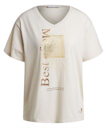 Oui T-shirt met print