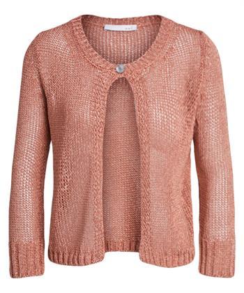 Oui tape yarn vest